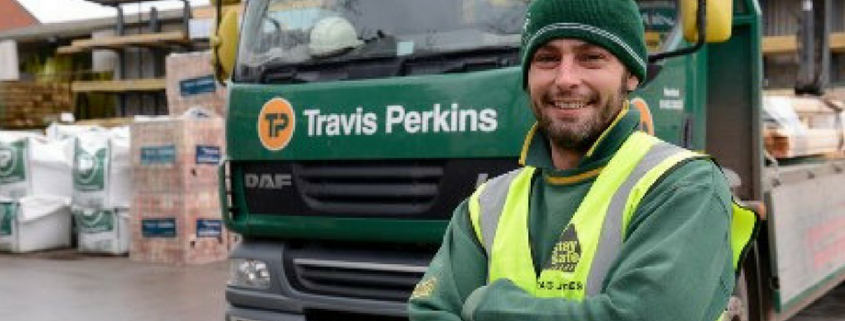TFS acquired by Travis Perkins
