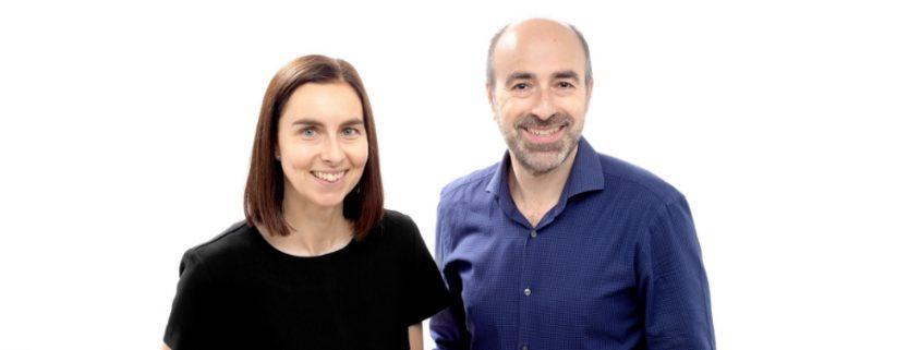 Clare Bradbury and Murray Patt of Alexander Knight & Co accountants